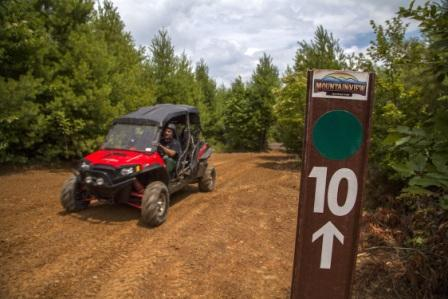 ATV Trail Day for Children Affected by Disabilities on April 29